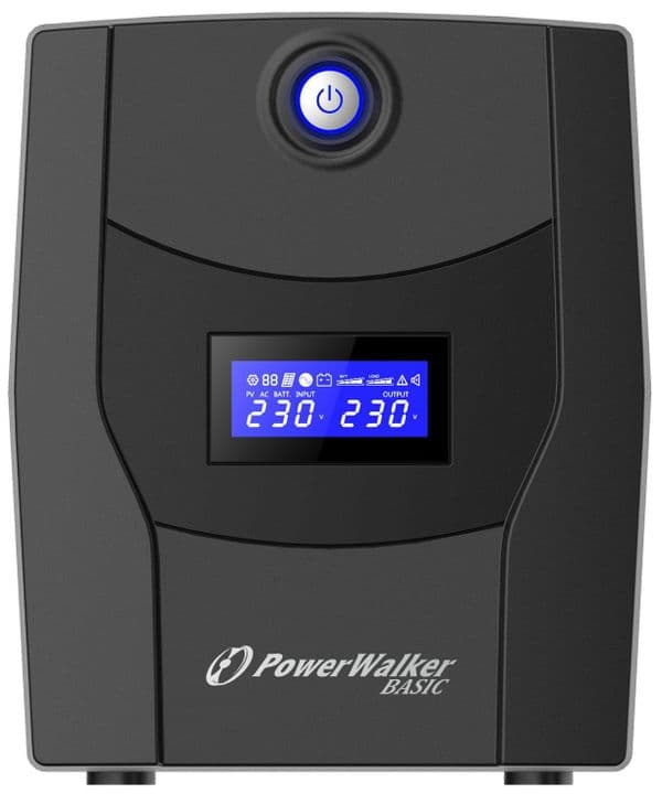 PowerWalker VI 1500 STL LCD/UK UPS 900W